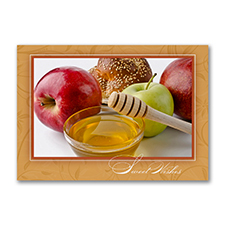 Honey & Apples Holiday Card